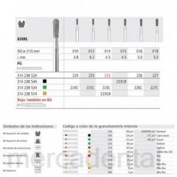 Fg 300/6 C 802-012 Fg Diam....