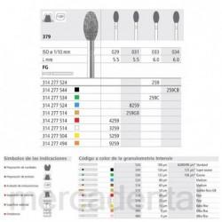 Fg 234/6 C 850-016 Fg Diam....