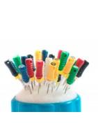 material para la realización de endodoncias