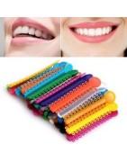 Ligaduras y cadenetas para ortodoncia